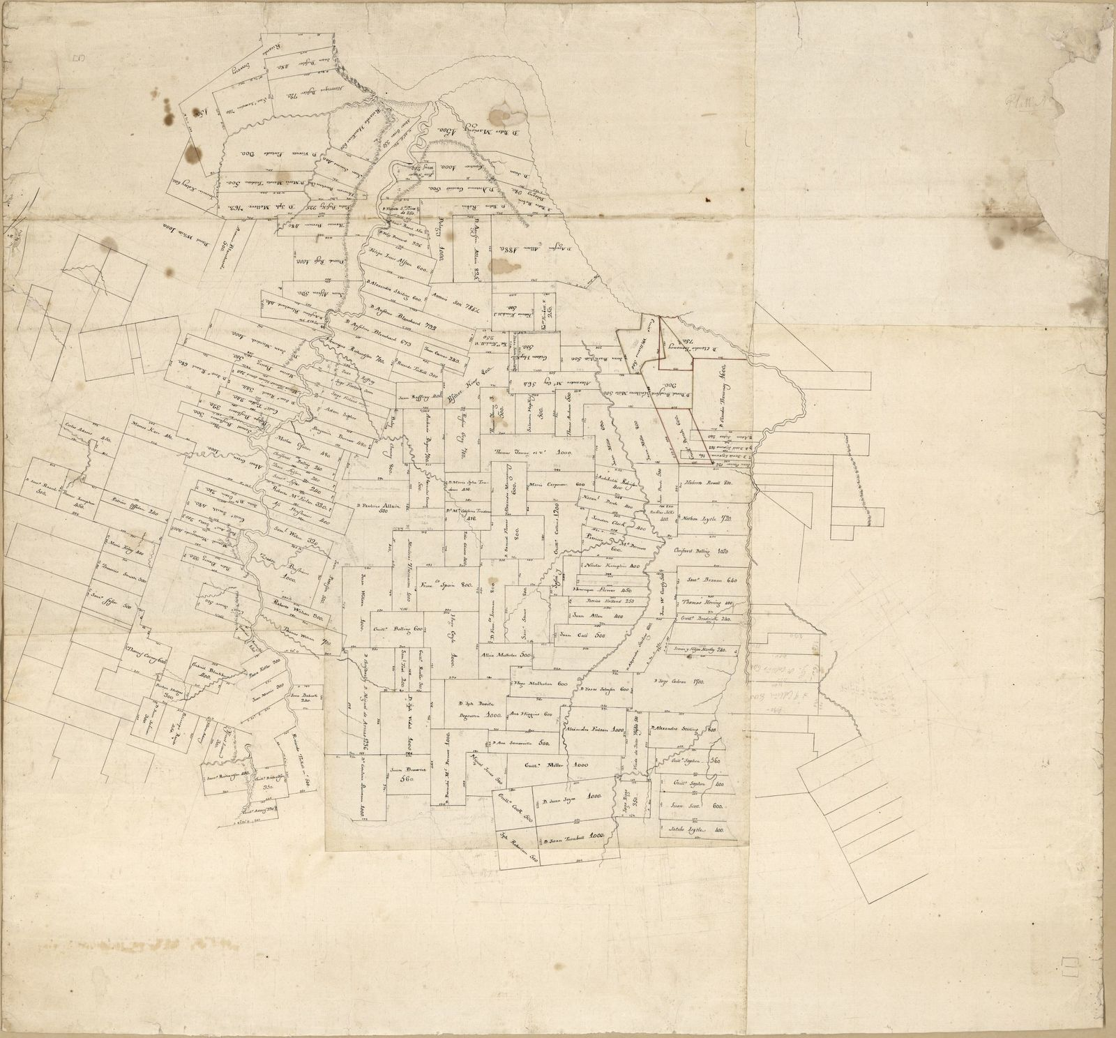 West Florida Map.Map Of Feliciana District Spanish West Florida Picryl Public