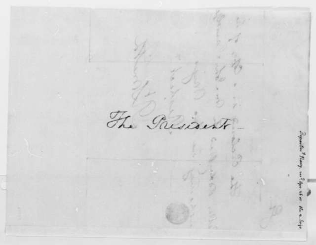 Robert Smith to Thomas Jefferson, April 26, 1805