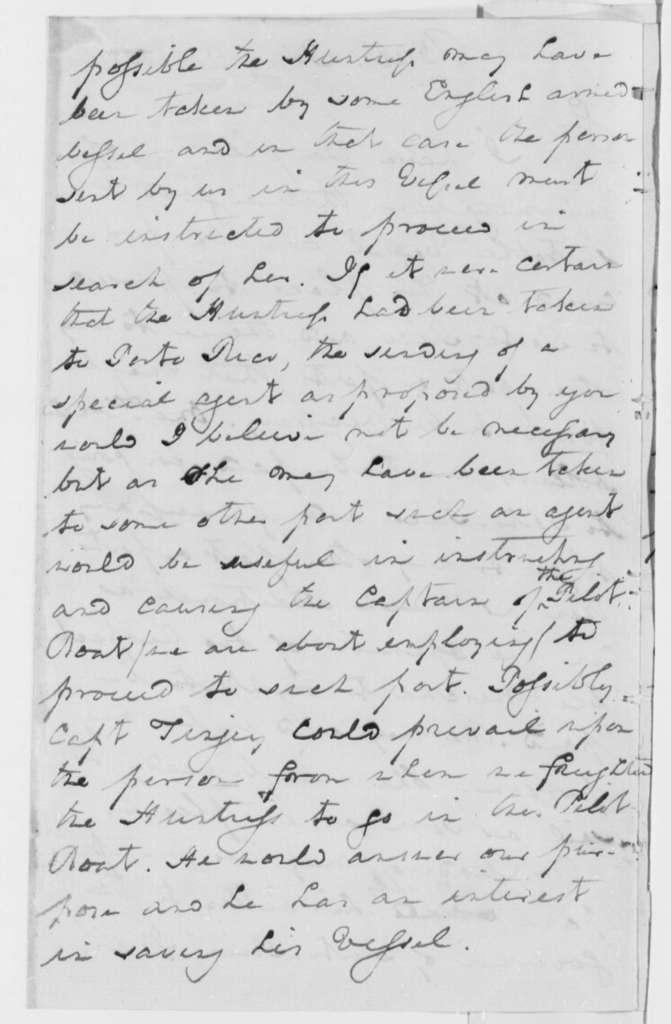 Robert Smith to Thomas Jefferson, June 24, 1805