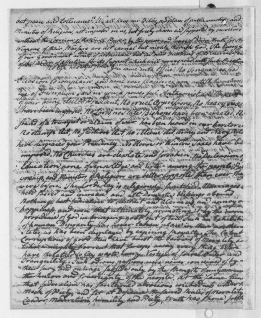 Thomas Allen to Thomas Jefferson, March 4, 1805