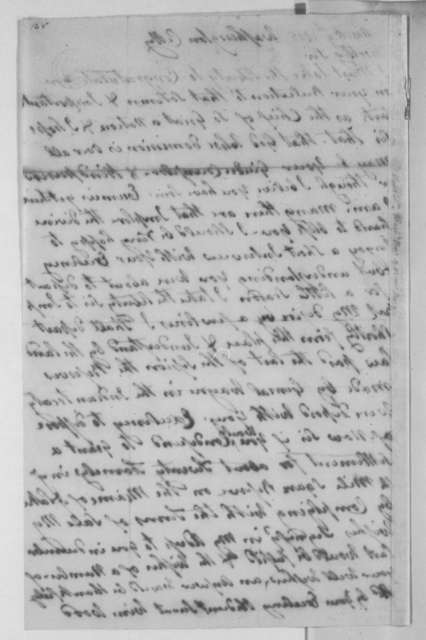 William Wood to Thomas Jefferson, March 9, 1805