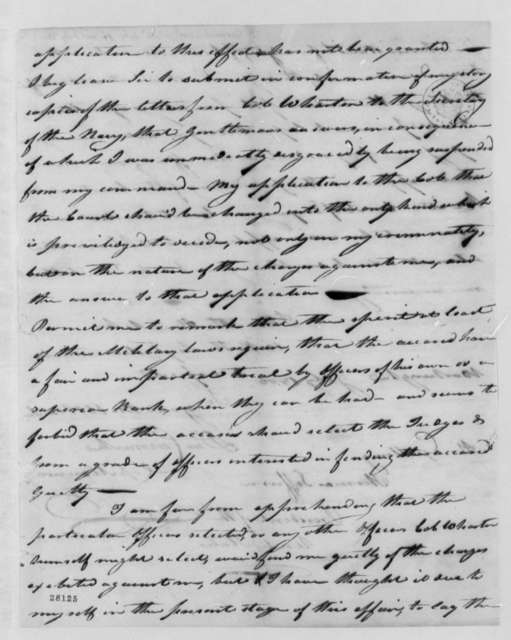 Daniel Carmick to Thomas Jefferson, July 31, 1806