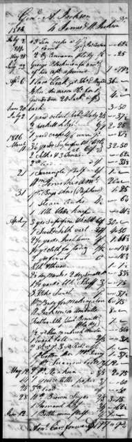 James Jackson to Andrew Jackson, March 23, 1806
