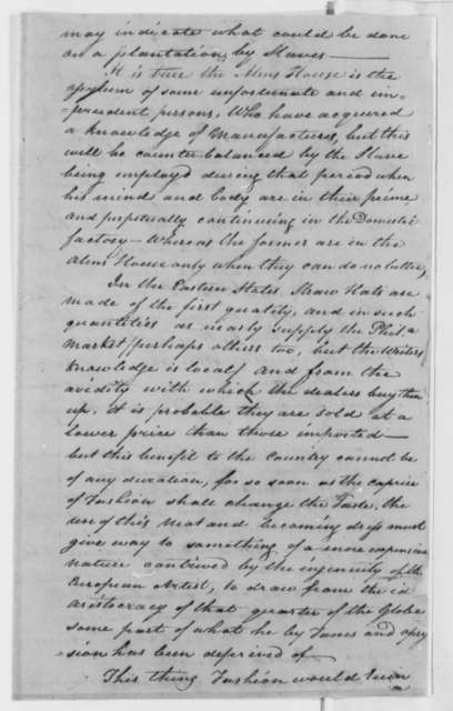 James Ronaldson to Thomas Jefferson, February 22, 1806