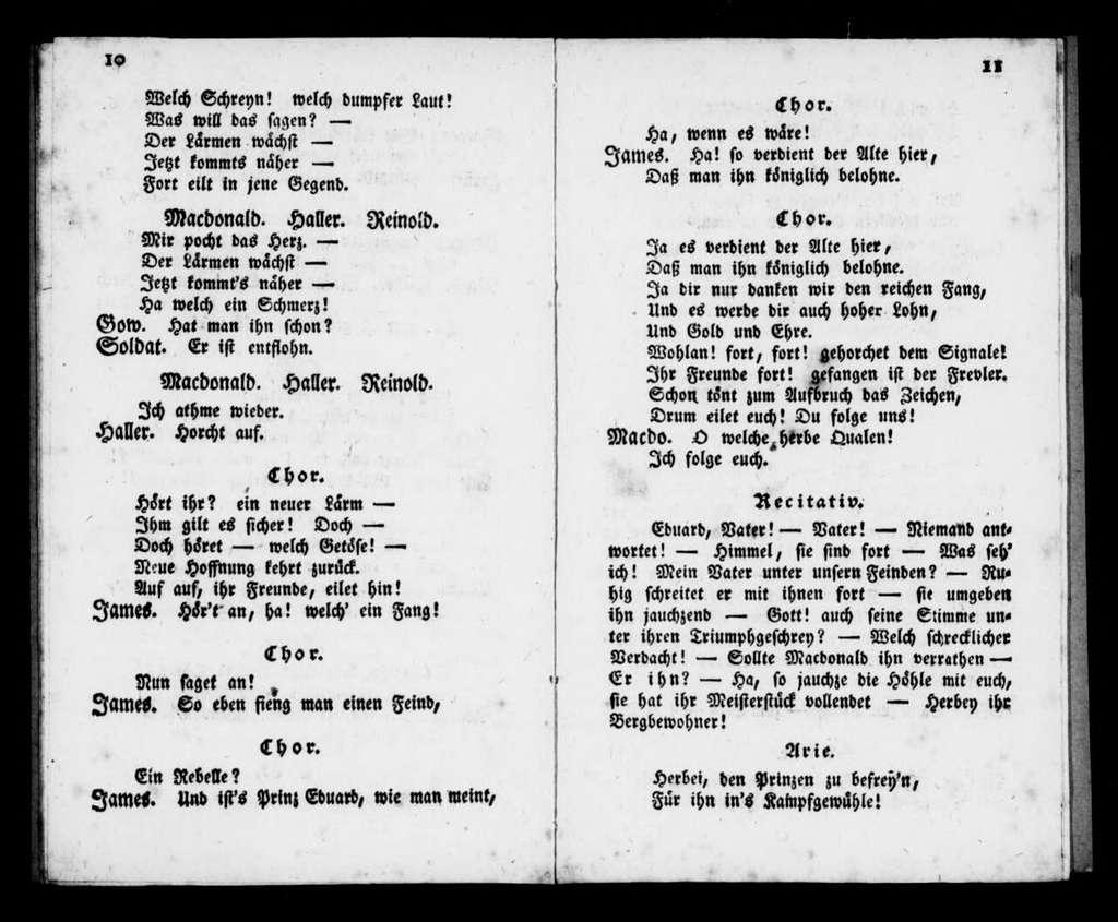 Lehéman Libretto German Picryl Public Domain Image