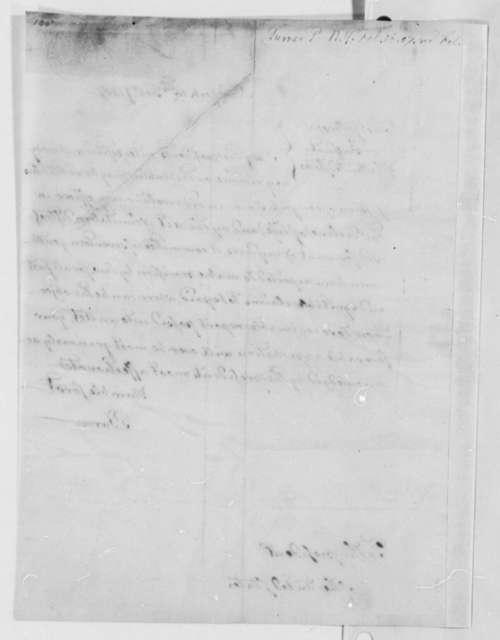 Philip Turner to Thomas Jefferson, February 16, 1807