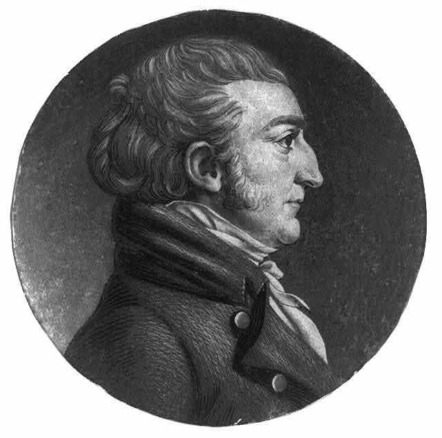 [Robert Beverly IV, head-and-shoulders portrait, right profile]