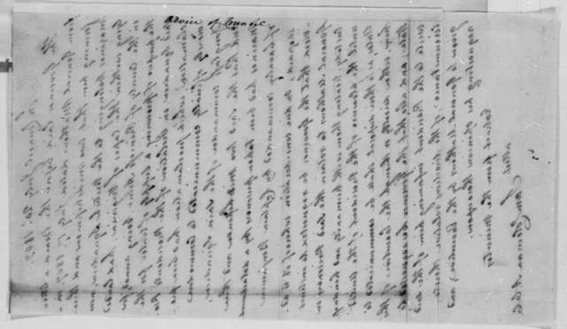Virginia Council, July 20, 1807, Extract from the Minutes on British Sailors