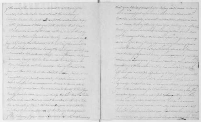 Anonymous to James Madison, July 4, 1808.