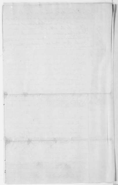 George Joy to James Madison, April 18, 1808. Includes list of margin note on James Madison March 25, 1808 letter to Mr. Erskine.