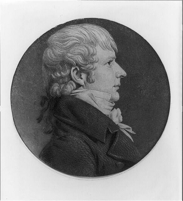 [Hugh Tenant Weedon Mercer, head-and-shoulders portrait, right profile]
