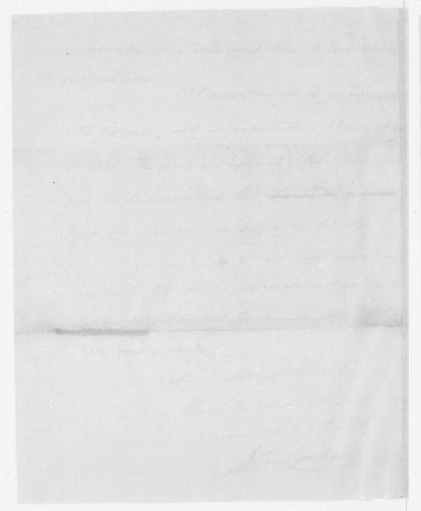 John Graham to James Madison, August 15, 1808.