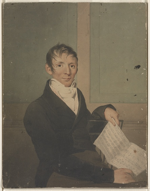 [Mr. Graupner - seated and holding music]