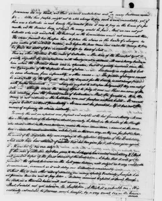 Samuel Greenhow to Thomas Jefferson, May 29, 1809