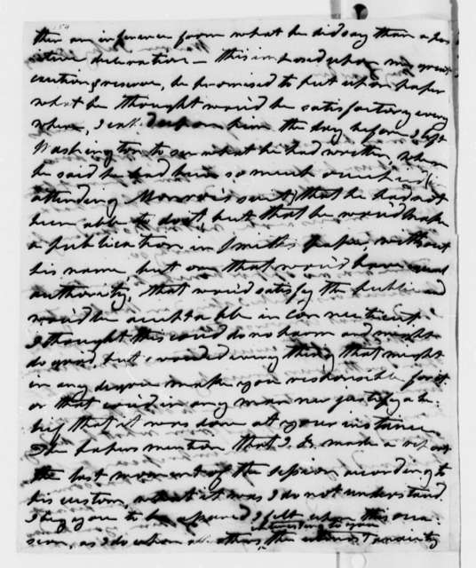 Wilson Cary Nicholas to Thomas Jefferson, July 18, 1809