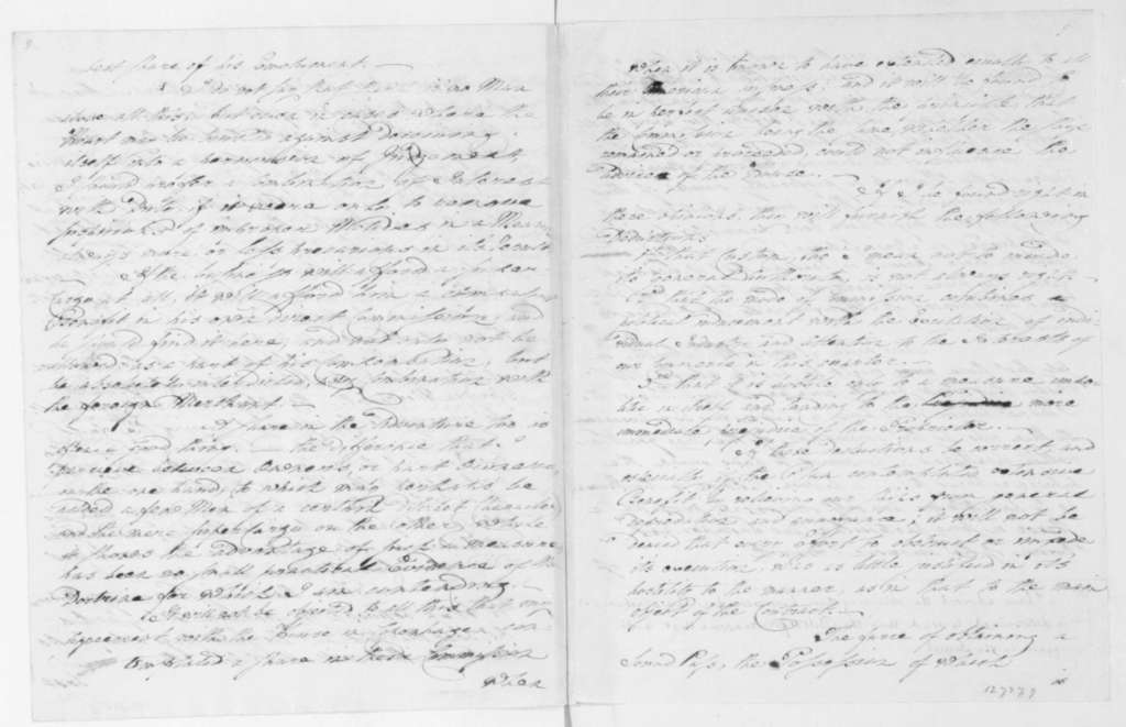 George Joy to James Madison, September 16, 1810. With Copy.