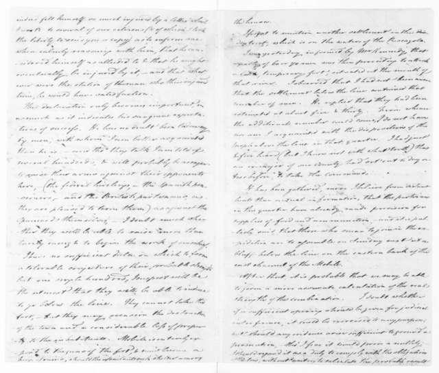 Harry Toulmin to James Madison, November 22, 1810.