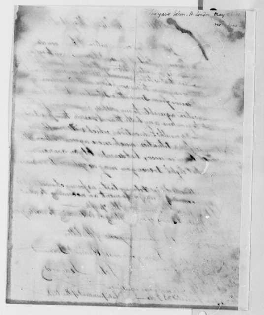 John Ledyard to Thomas Jefferson, May 26, 1810