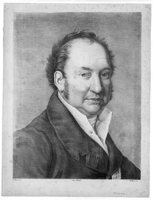 [Maximilian I] J. Stieler pinx ; B. Rausch del.