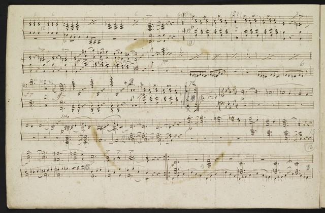 Quintetto pour clarinette, op. 34