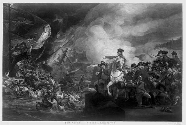 the seige and relief of gibraltar picryl