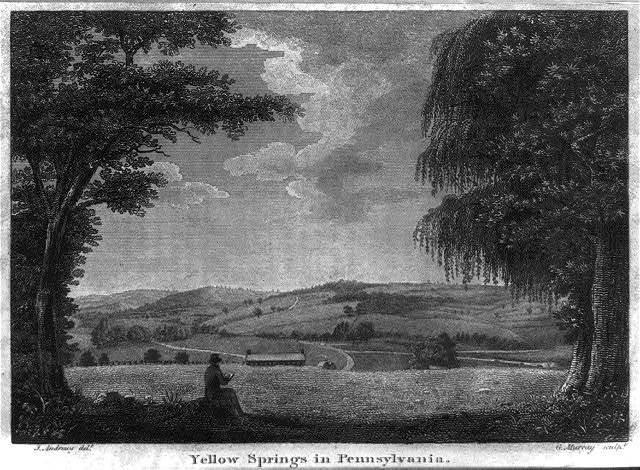 Yellow Springs in Pennsylvania