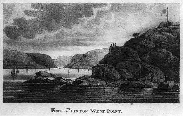 Fort Clinton, West Point [N.Y.]