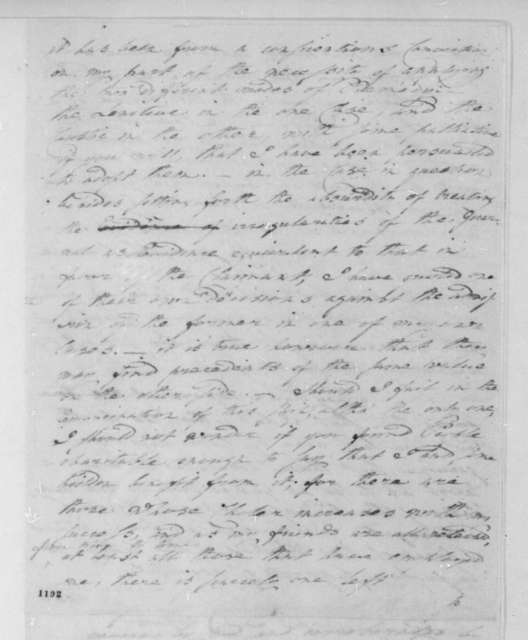 George Joy to James Madison, June 9, 1811.