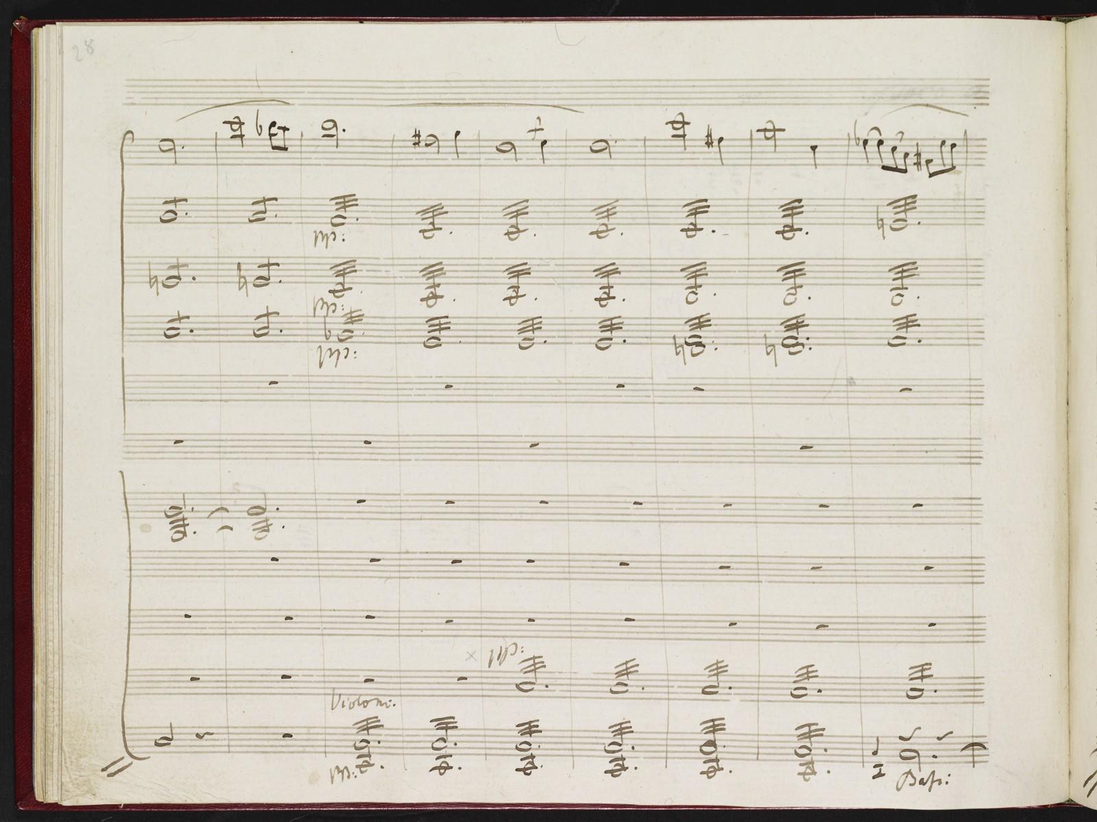 Gran concerto per il clarinetto principale