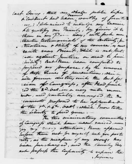 James Wilkinson to Thomas Jefferson, January 21, 1811, with Enclosure to Simon Herrera Dated October 12, 1808