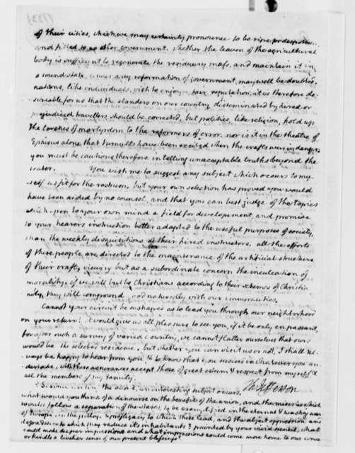 Thomas Jefferson to James Ogilvie, August 4, 1811