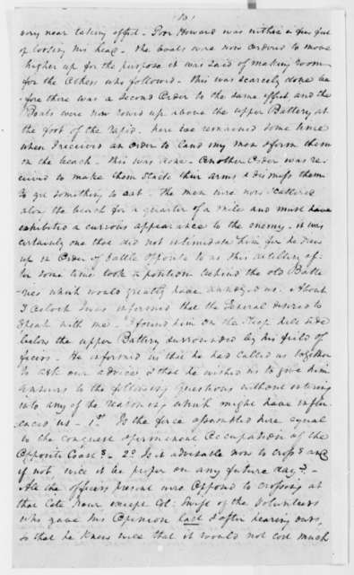 Isaac A. Coles to Thomas Jefferson, December 30, 1812, with Newspaper Clippings of Alexander Smyth Letters