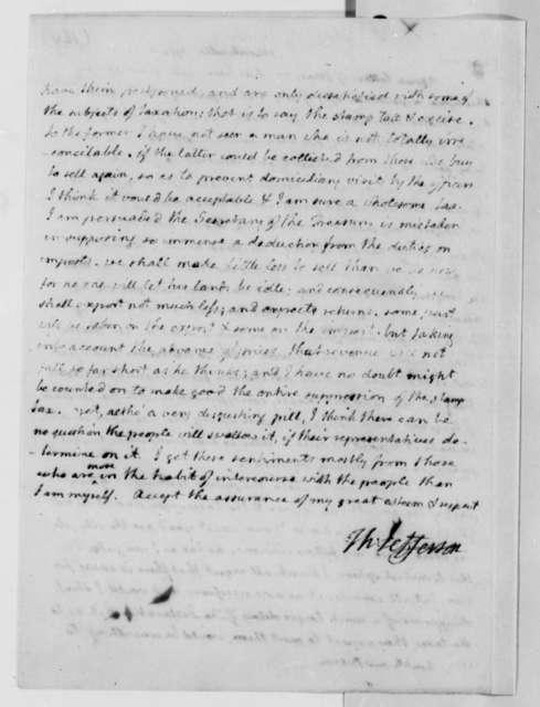 Thomas Jefferson to Hugh Nelson, April 2, 1812