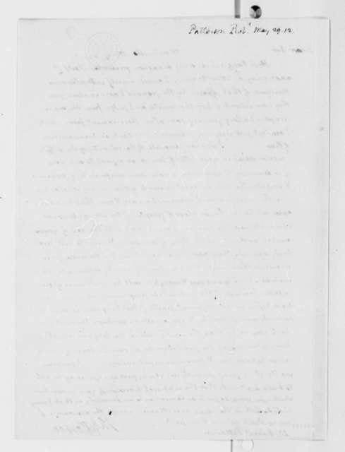 Thomas Jefferson to Robert Patterson, May 29, 1812