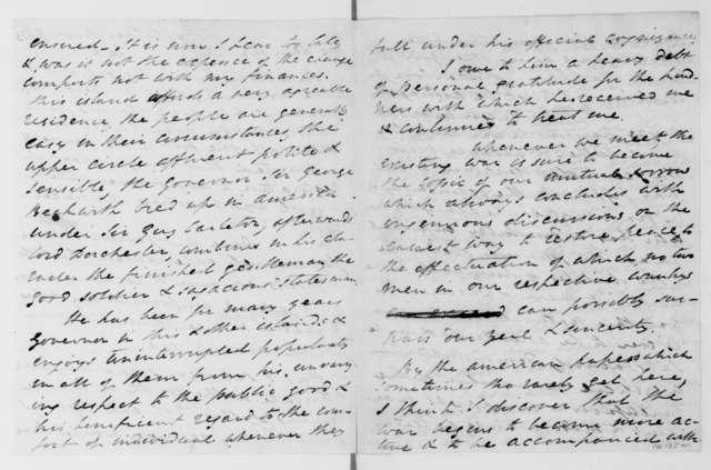 Henry Lee to James Madison, November 17, 1813.