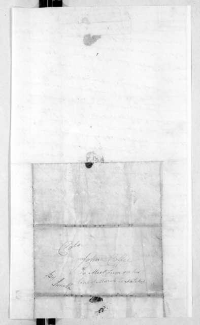 James Henderson to John Coffee, February 4, 1813