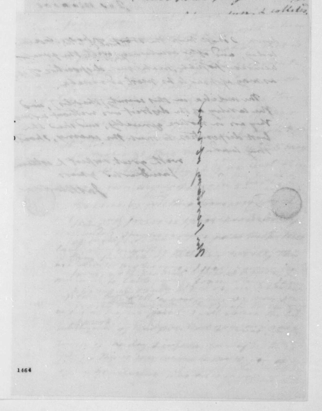 James Monroe to William H. Crawford, July 16, 1813.