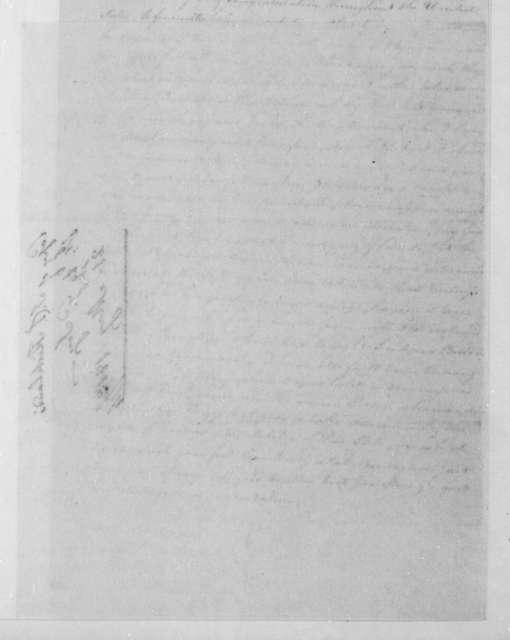 John T. Kirkland to George Joy, May 21, 1813.