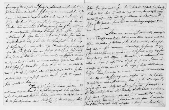 Mathew Carey to James Madison, January 25, 1813.