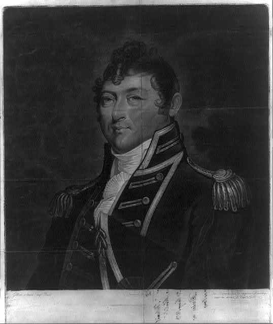 This portrait of Captn. Isaac Hull, of the United States Navy: ... / Gilbert Stuart Esqr. pinxt. ; the vignette from an original drawing under the direction of Captn. Hull ; Freeman excudit.