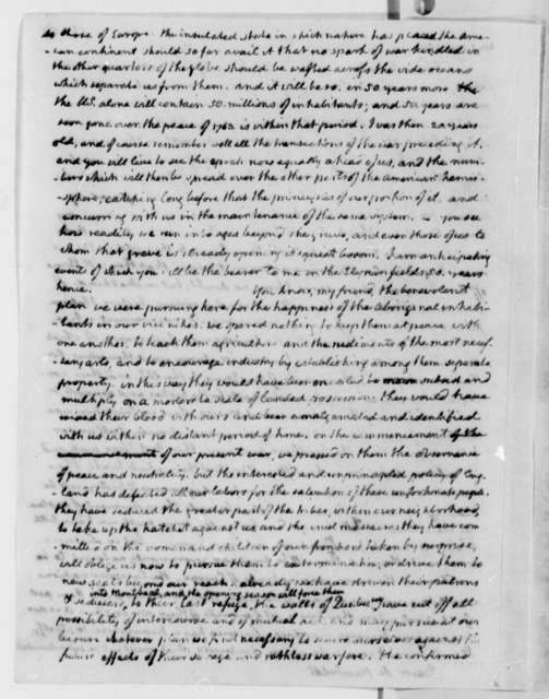 Thomas Jefferson to Baron von Humboldt, December 6, 1813