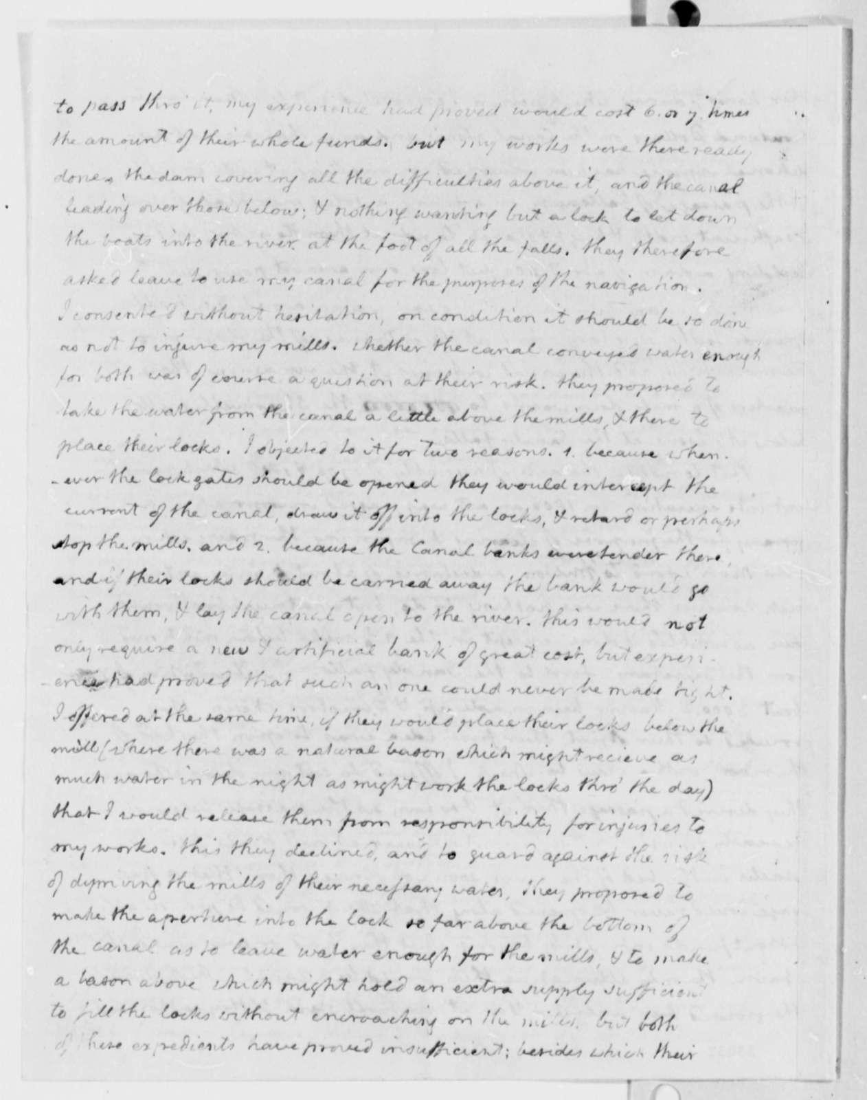 Thomas Jefferson to Philip P. Barbour, January 4, 1813