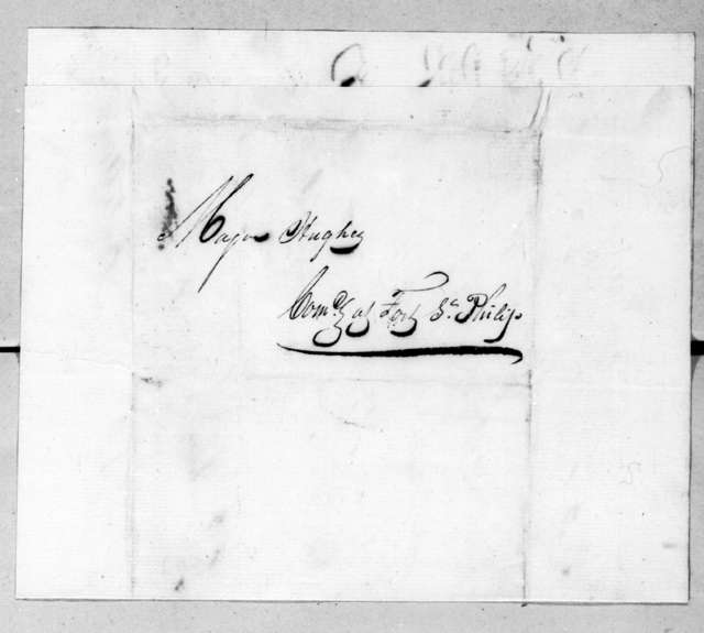 Ferdinand Lioteau to Daniel Hughes, December 8, 1814