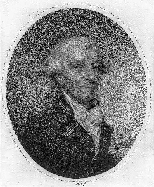 [George Collier, 1738-1795, bust portrait, facing right]