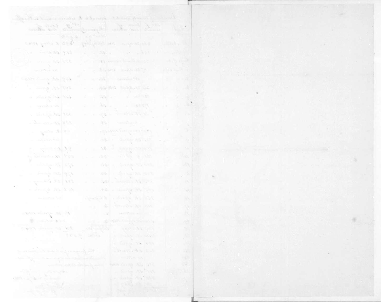 J. Bell, June 4, 1814. General report of recruits.