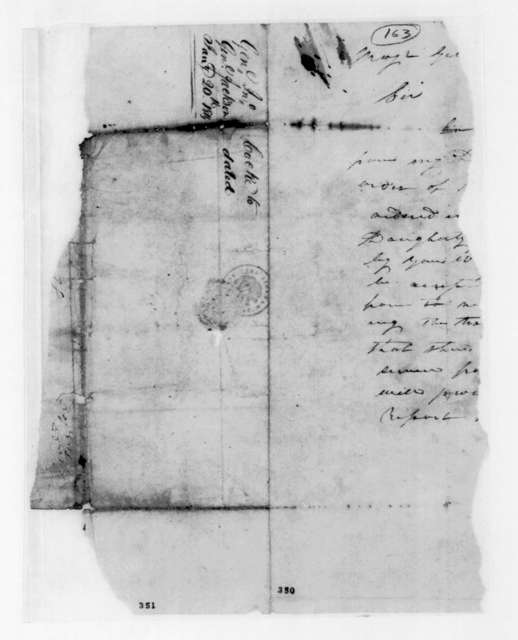 John Cocke to Andrew Jackson, January 20, 1814