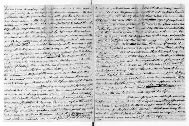 John Nicholas to James Madison, September 9, 1814.