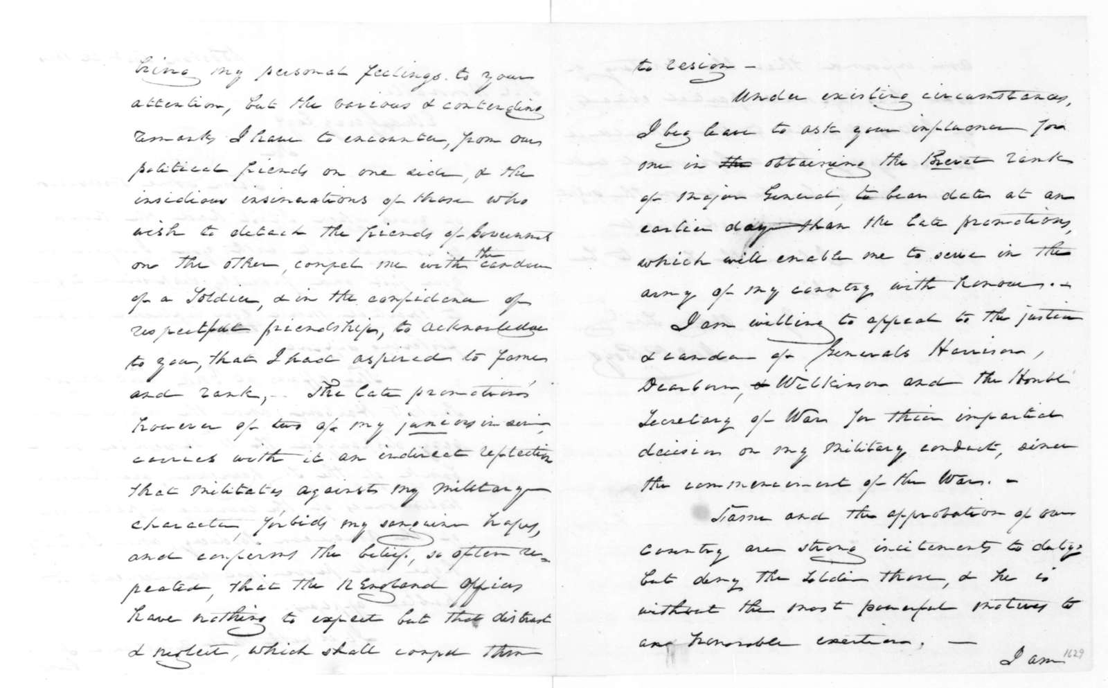 Jonathan P. Boyd to Elbridge Gerry, February 22, 1814.