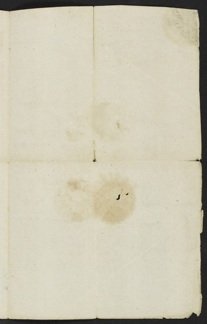 Ludwig van Beethoven autograph letter to Philipp Pribyll, 1814 Dec