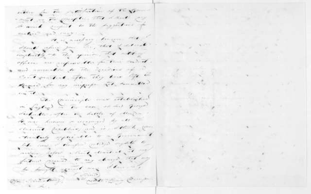 William Henry Harrison to John Armstrong, May 11, 1814.
